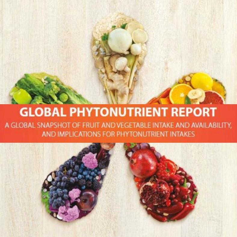 Nutrilite veröffentlicht Global PhytonutrientReport